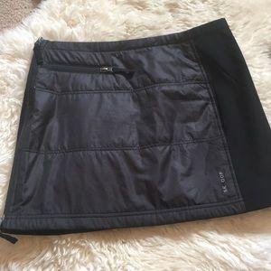 Skhoop Black insulated skirt